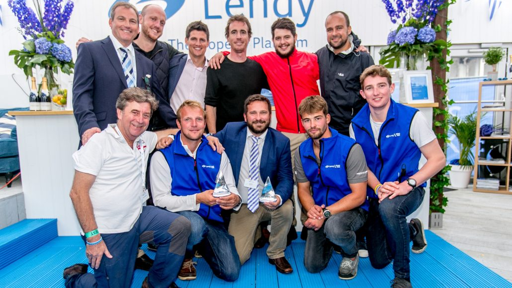 Lendy – The Property Platform wins the Finance Challenge at Lendy Cowes Week