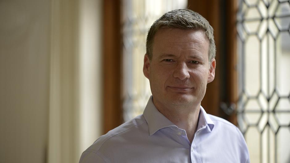 Photo of Alan Darling