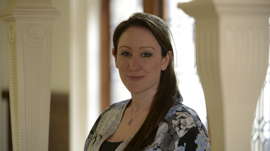 Photo of Katharine Manderfield
