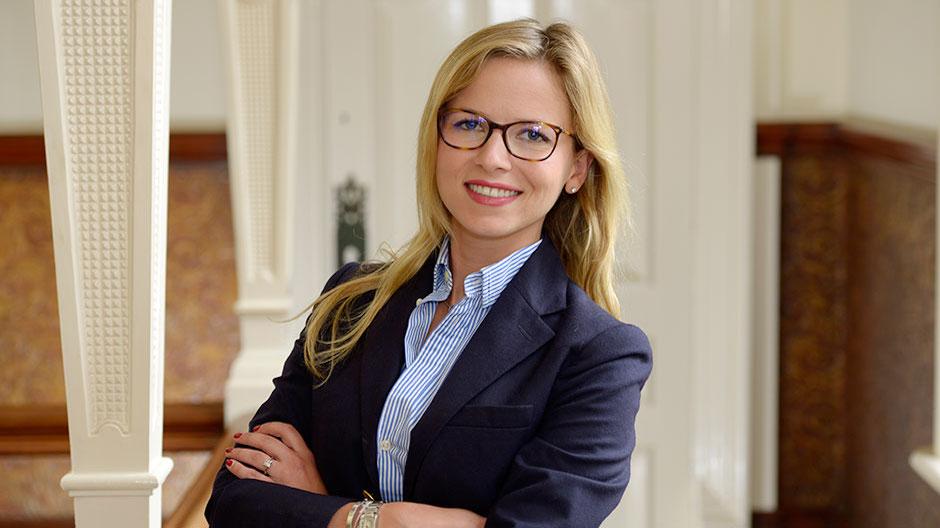 Photo of Pamela Guillamón